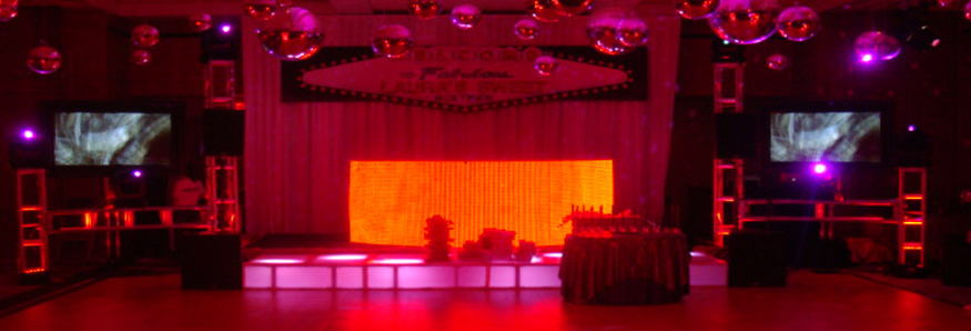 Kaos Productions @ 42 @ The Ritz, Super Sweet 16